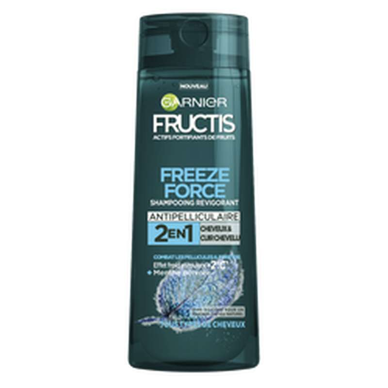 Shampoing homme anti-pelliculaire, Fructis (250 ml)