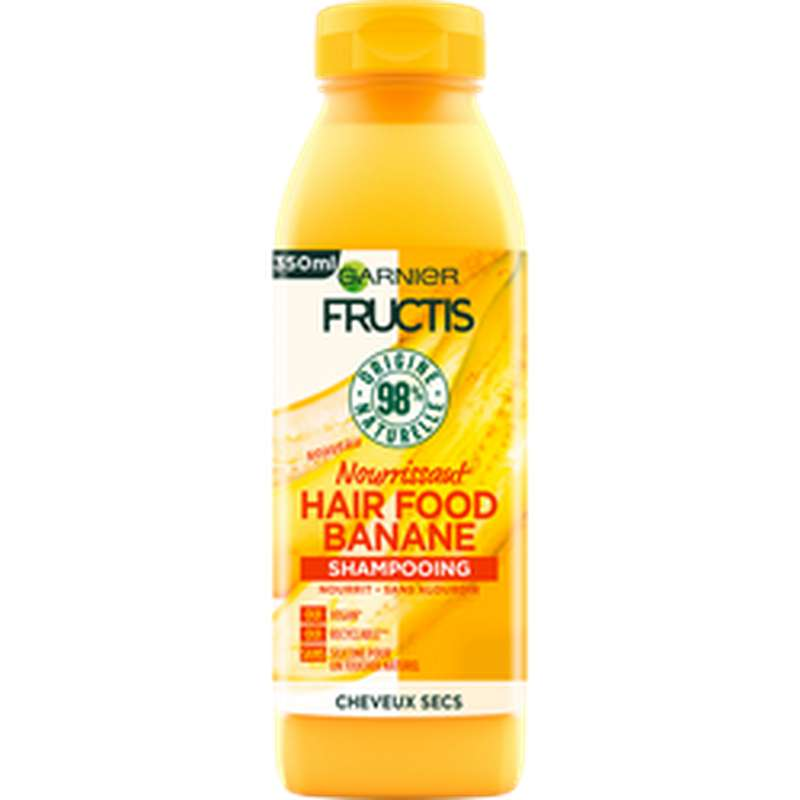 Shampoing hairfood Banana, Fructis (350 ml)