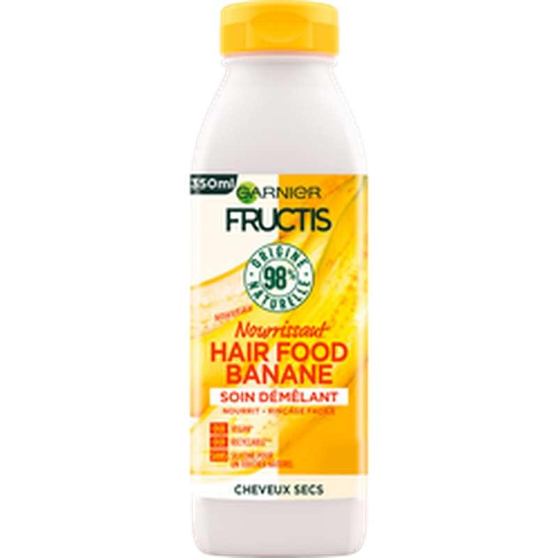 Après-shampoing hairfood banane, Fructis (350 ml)