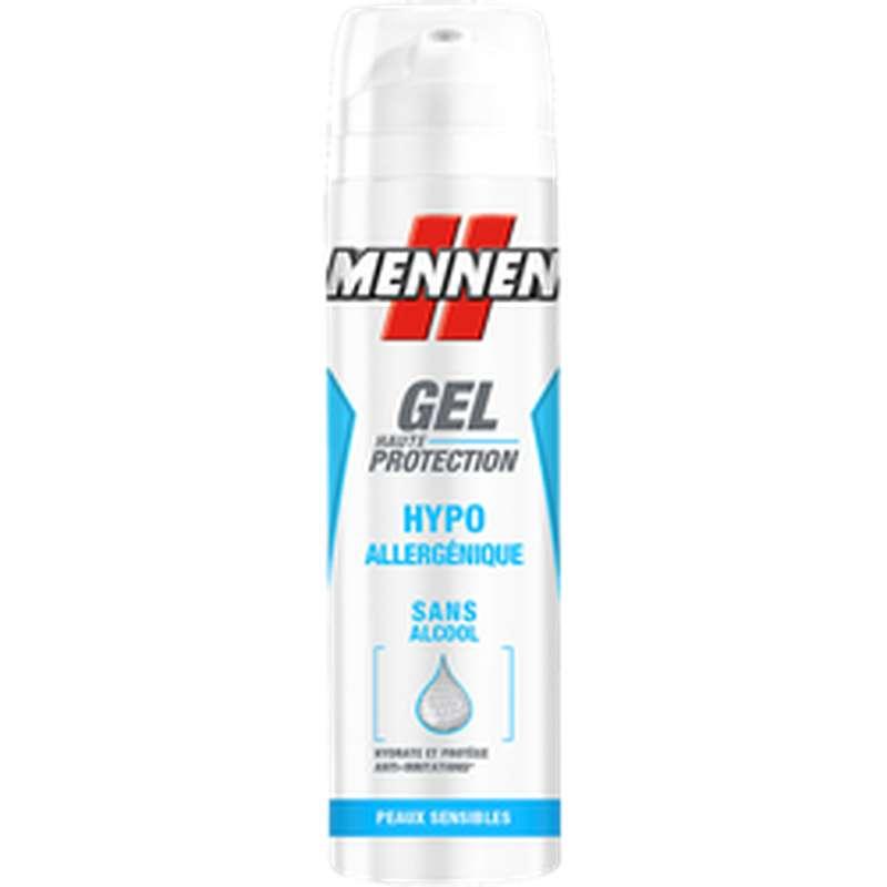 Gel à raser hypoallergénique, Mennen (200 ml)