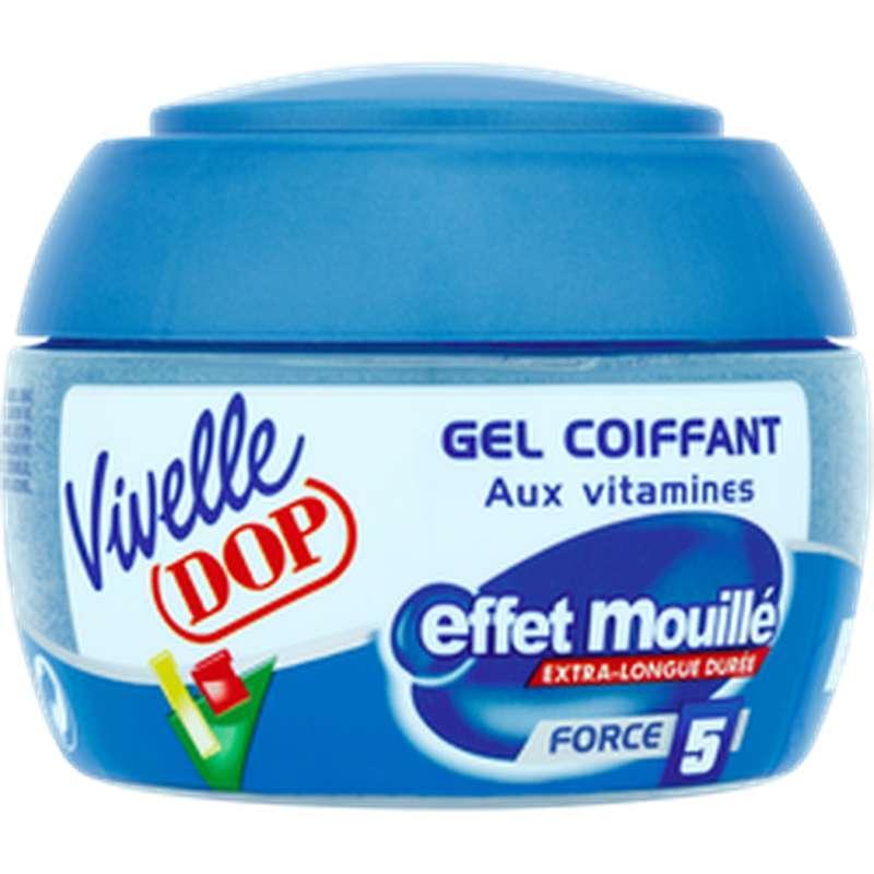 Gel coiffant effet mouillé, Vivelle Dop (150 ml)