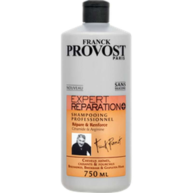 Shampoing Expert Réparation, Franck Provost (750 ml)