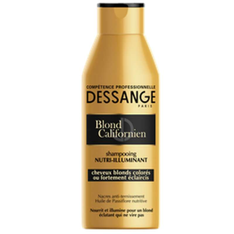 Shampoing blond Californien, Jacques Dessange (250 ml)