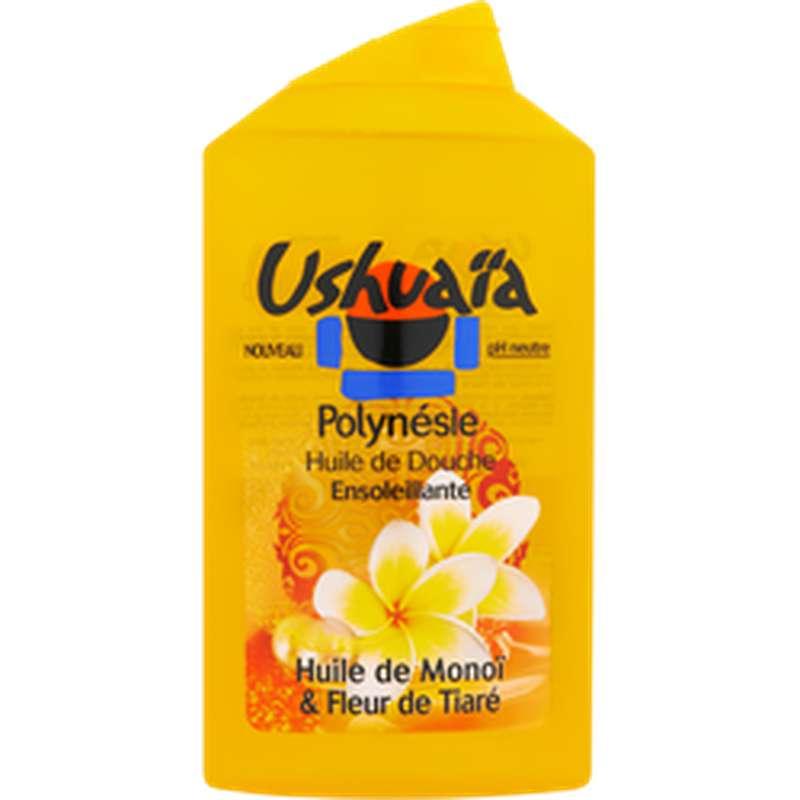 Huile de douche Polynésie, Ushuaïa (250 ml)