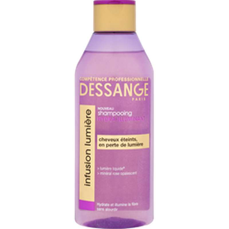 Shampoing infusion lumière, Jacques Dessange (250 ml)