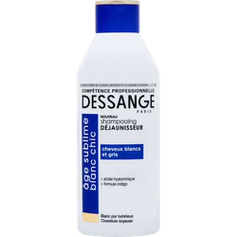 Shampoing âge Sublime Blanc, Jacques Dessange (250 ml)