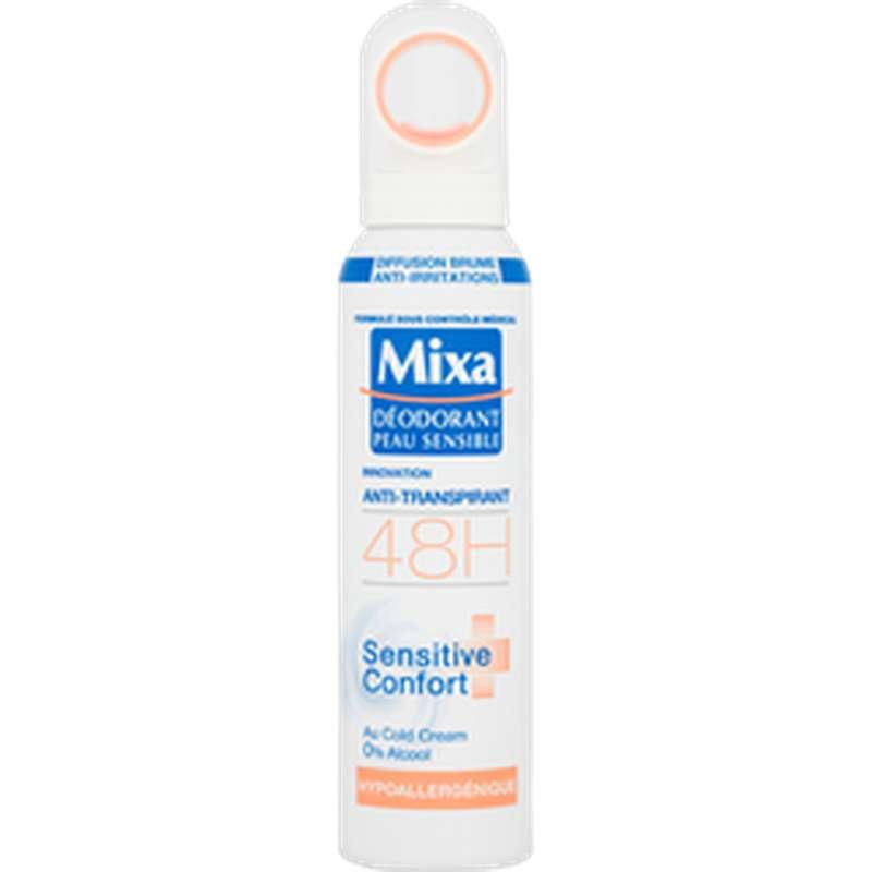 Déodorant hypoallergénique, Mixa (150 ml)