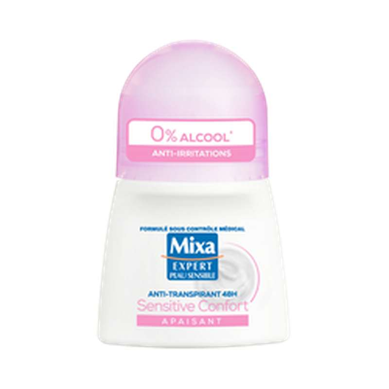 Déodorant extra soin, Mixa (50 ml)