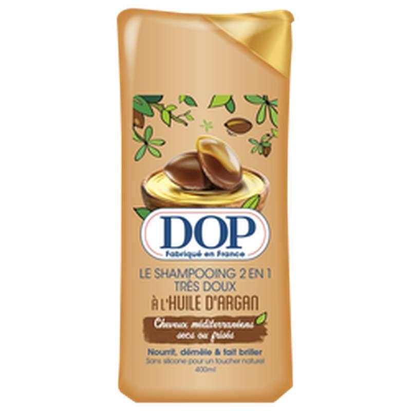 Shampoing 2 en 1 Huile d'Argan, Dop (400 ml)