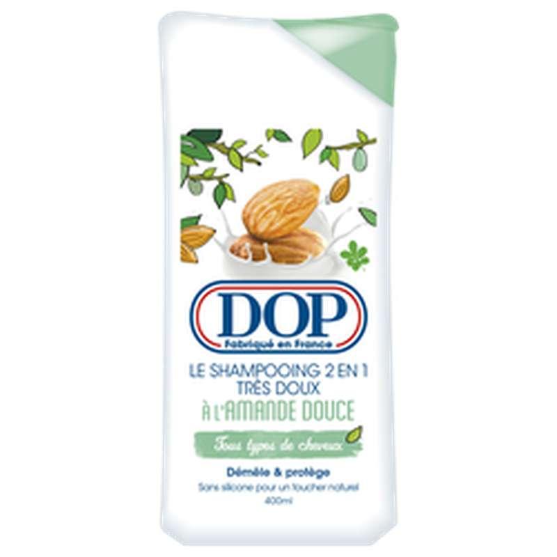 Shampoing très doux amande Douce, Dop (400 ml)