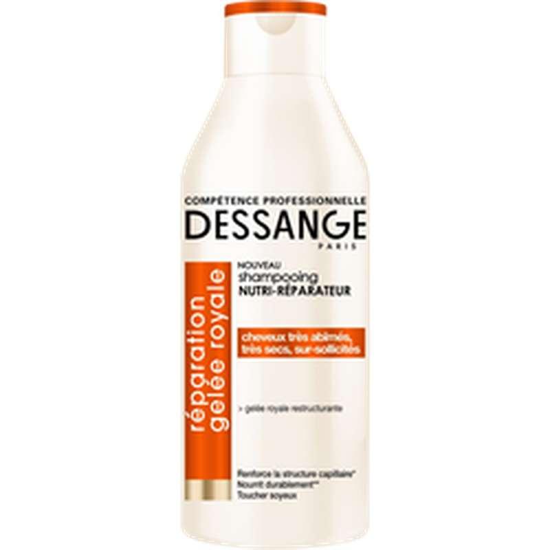 Shampoing réparation gelée royale, Jacques Dessange (250 ml)