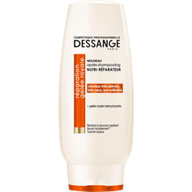 Après-shampoing nutri-réparateur gelée royale, Jacques Dessange (200 ml)