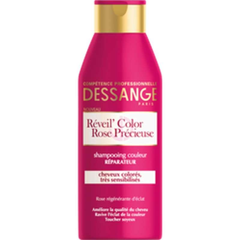Shampoing réparateur rose, Jacques Dessange (250 ml)