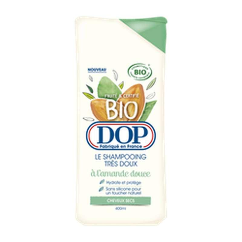 Shampoing amande douce BIO, Dop (400 ml)