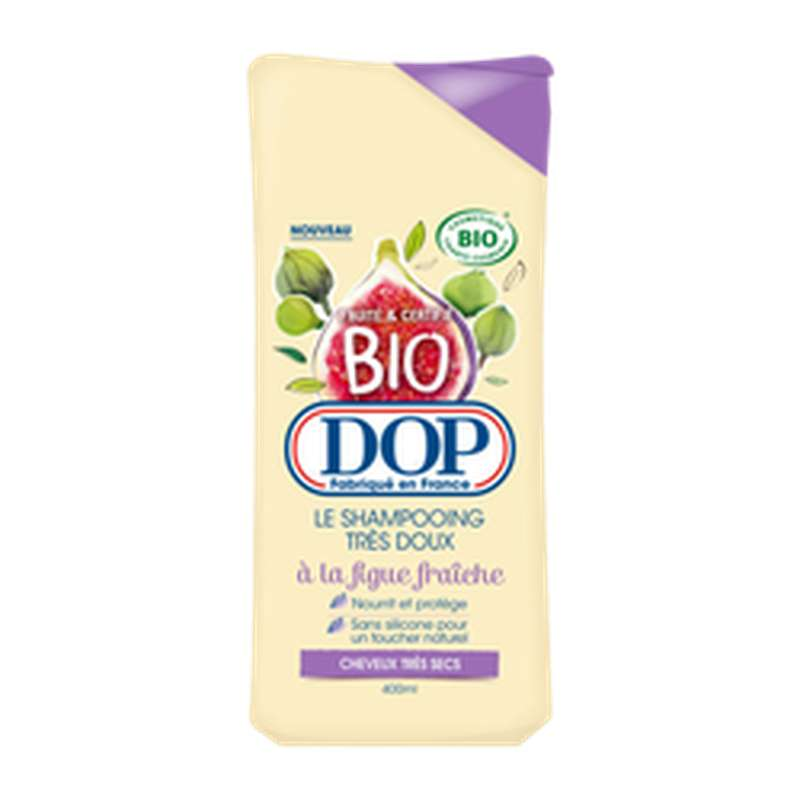 Shampooing Figue Fraîche BIO, Dop (400 ml)