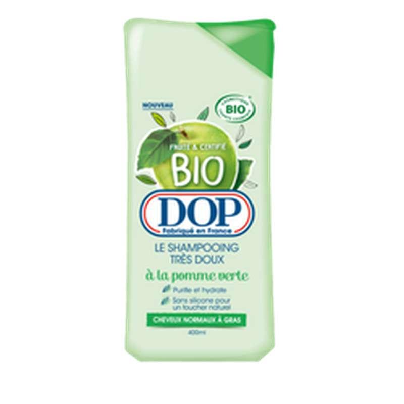 Shampooing Pomme BIO, Dop (400 ml)