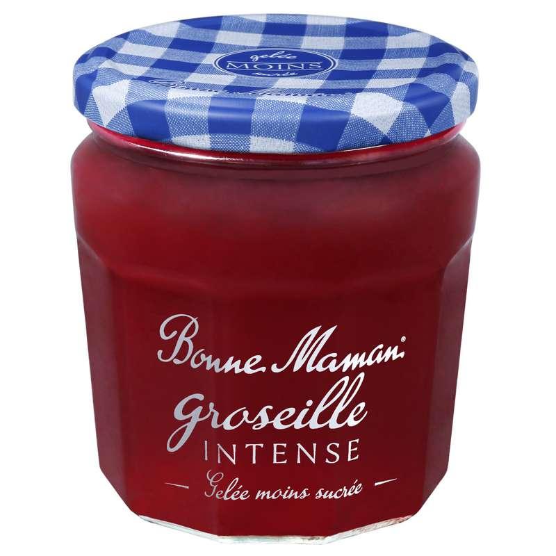 Confiture gelée groseille, Bonne Maman (335 g)