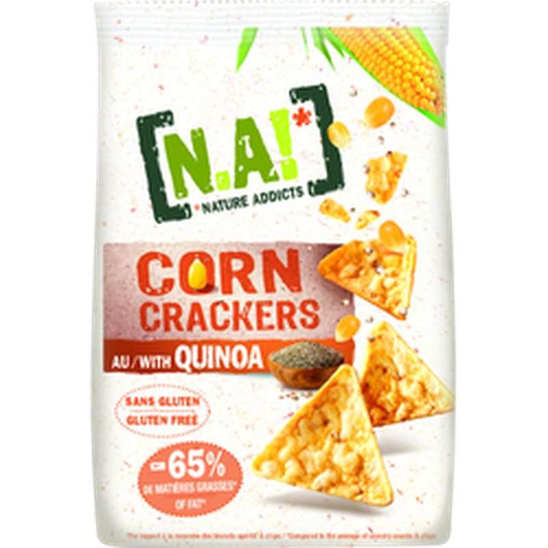 Corne Crackers au Quinoa, N.a! (50 g)