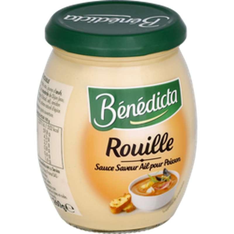 Sauce rouille, Benedicta (260 g)