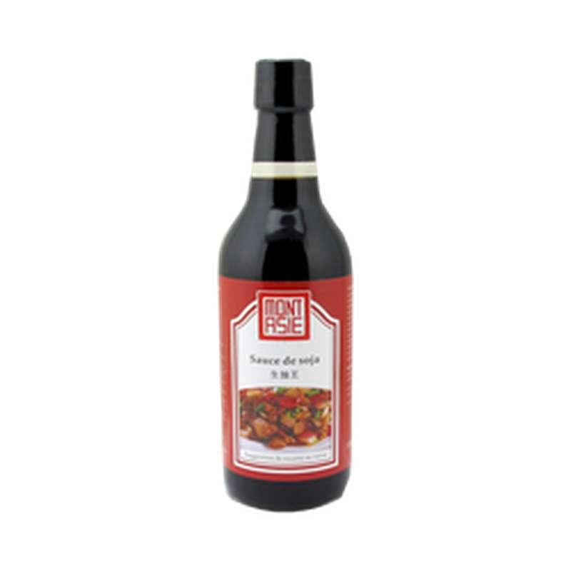 Sauce soja, Mont Asie (500 ml)