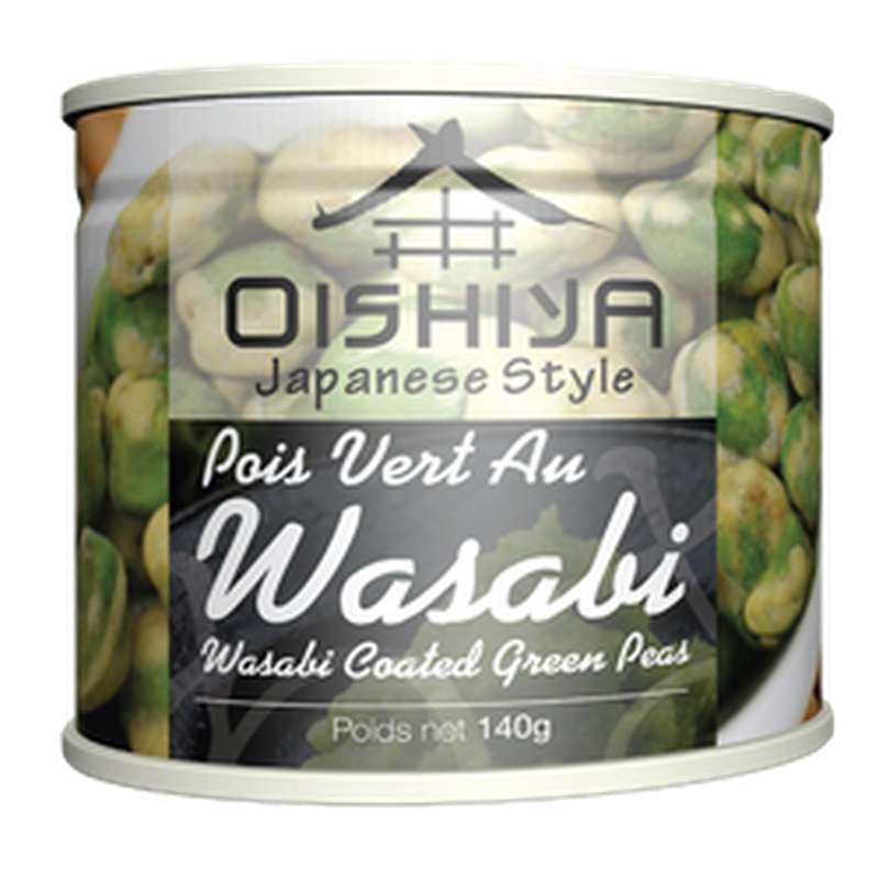 Pois Vert Wasabi, Oishiya (140 g)