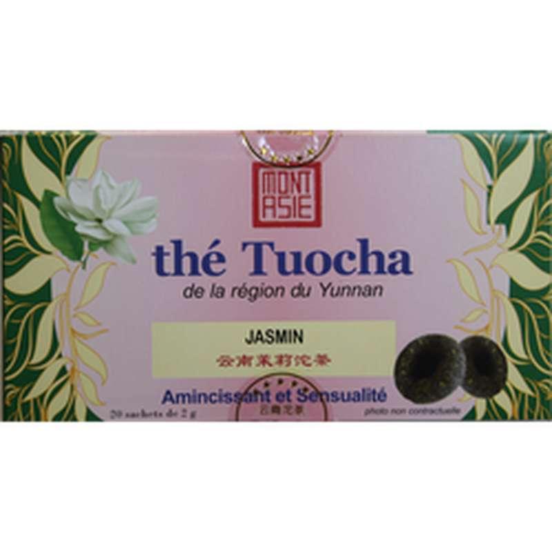 Thé Tuocha jasmin, Mont Asie (20 x 2 g)