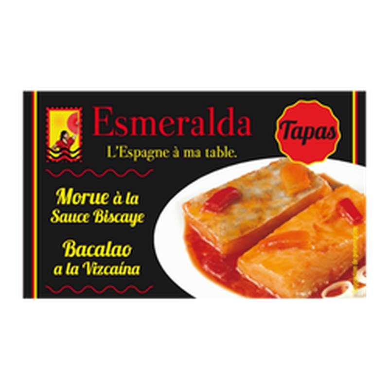 Morue sauce Biscaye, Esmeralda (111 g)