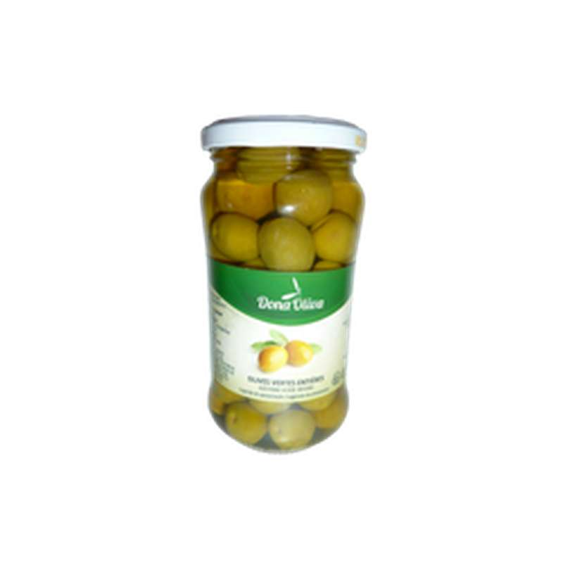 Olives Vertes, Dona Oliva (210 g)