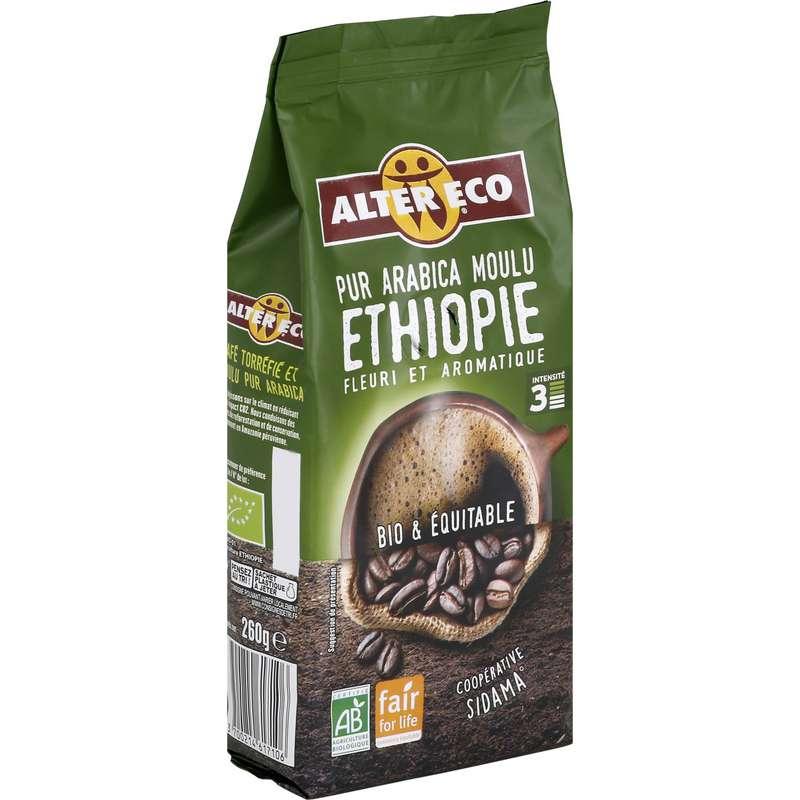 Café Ethiopie BIO, Alter Eco (260 g)