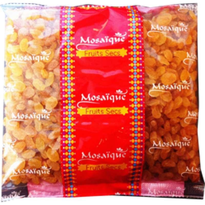 Raisins secs golden, Mosaique (500 g)