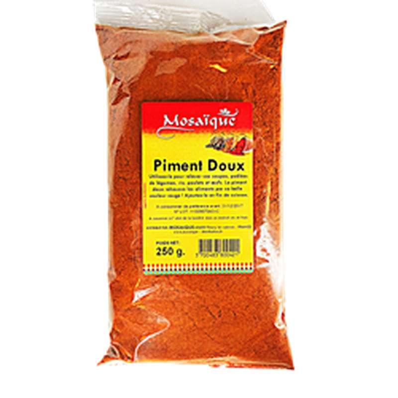 Piment doux moulu, Mosaïque (250 g)