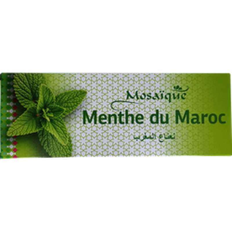 Menthe du Maroc, Mosaïque (40 g)