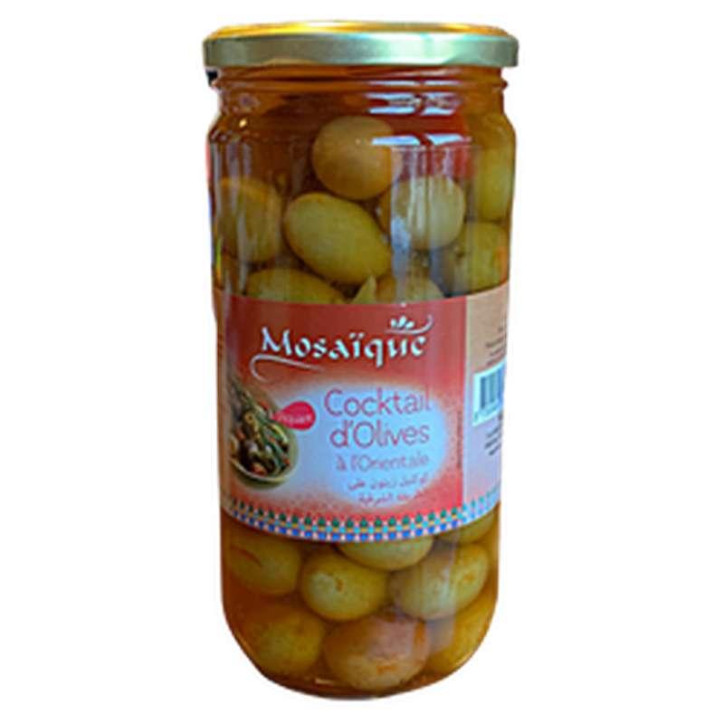 Cocktail olives à l'orientale, Samia (400 g)