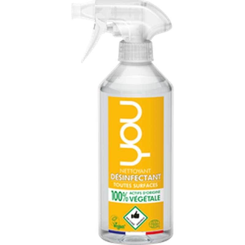 Nettoyant désinfectant multi-surface, You by Salveco (500 ml)