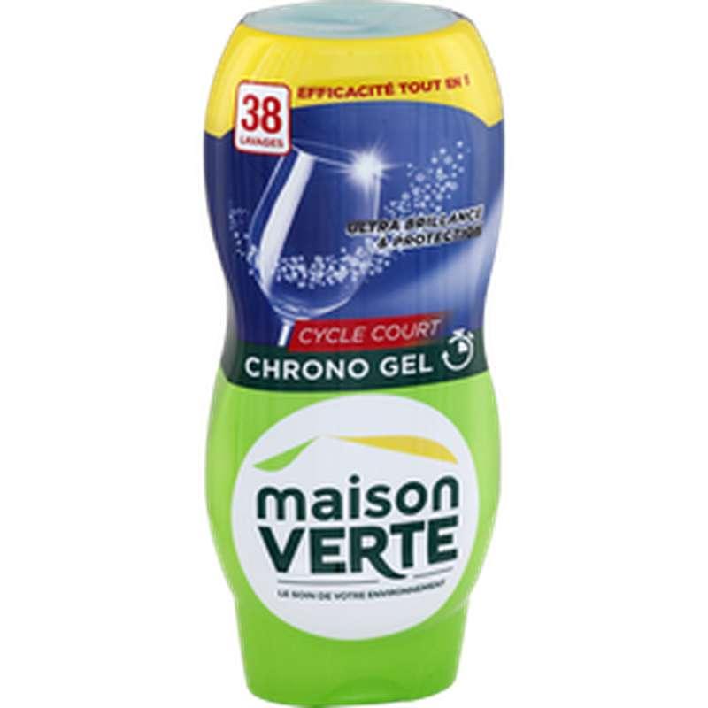 Gel vaisselle chrono gel, Maison Verte (685 ml)