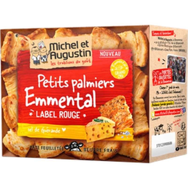 Petits Feuilletés emmental, Michel & Augustin (90 g)