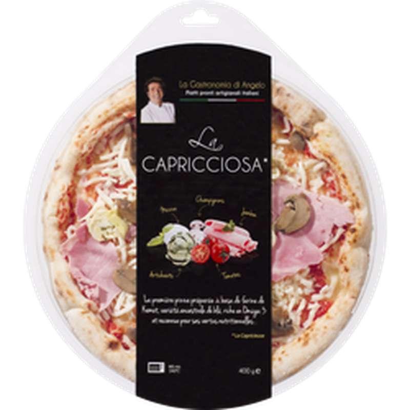Pizza La Capricciosa, La Gastronomia di Angelo (400 g)