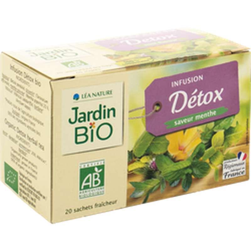 Infusion Détox BIO, Jardin Bio (30 g)