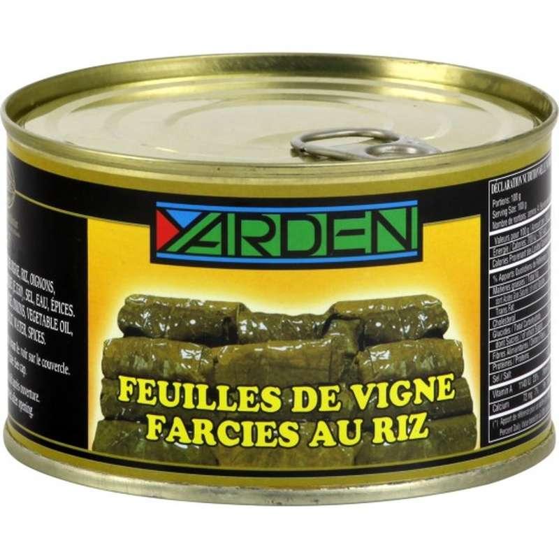 Feuilles de vignes farcies, Yarden (400 g)