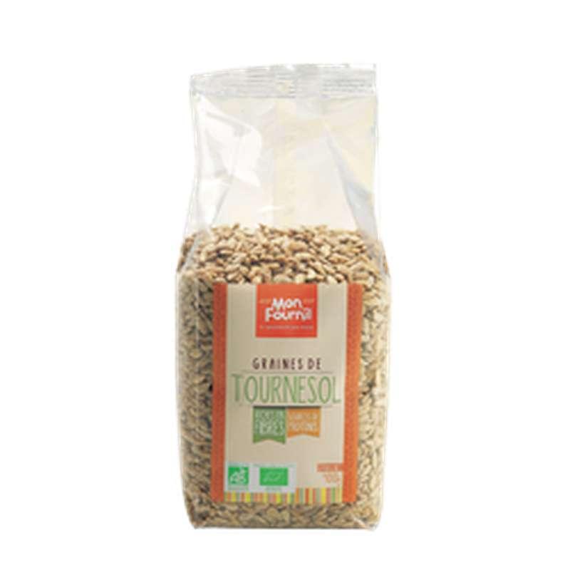 Graine de tournesol Bio, Monfournil (400 g)