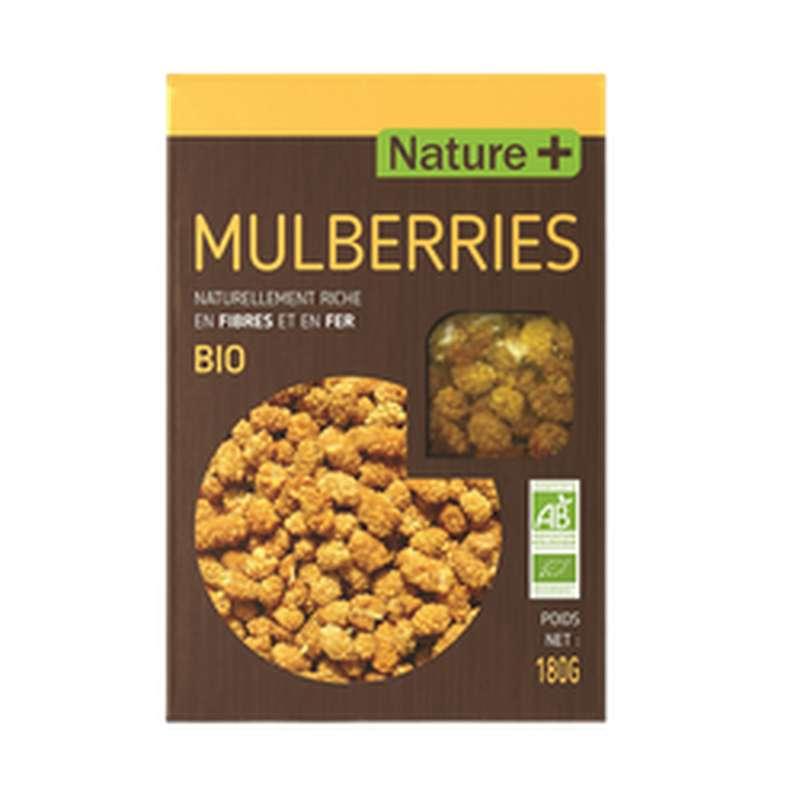 Baies Mulberries BIO, Nature + (180 g)