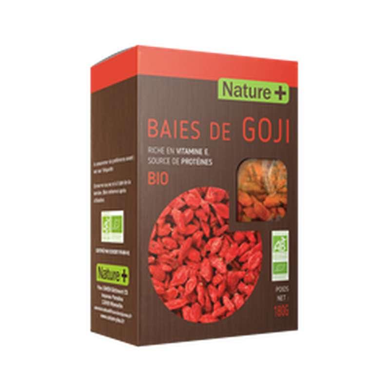 Baies de Goji BIO, Nature + (180 g)