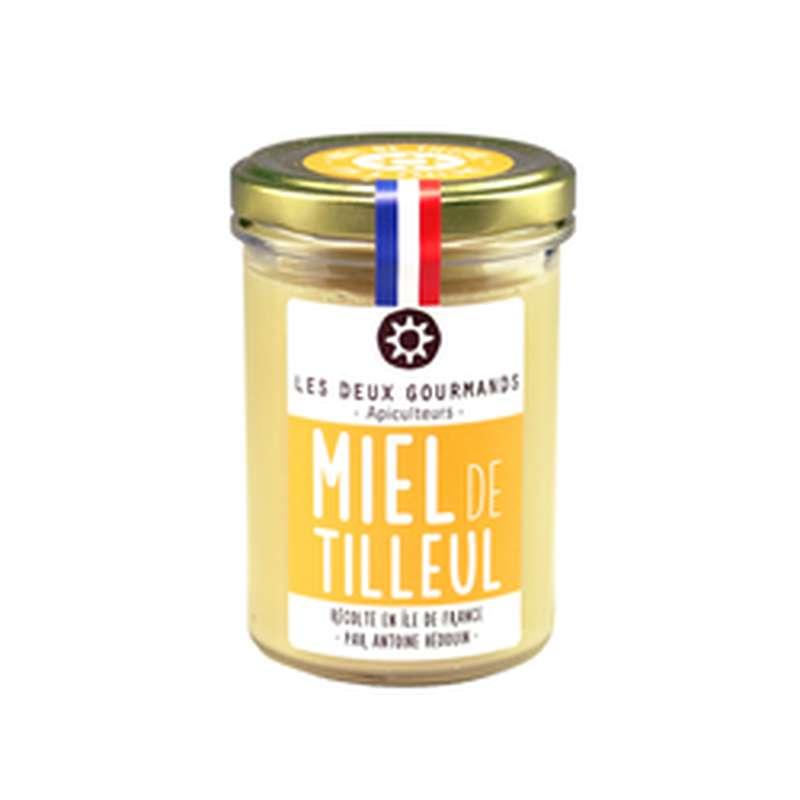 Miel de tilleul, Les Deux Gourmands (250 g)