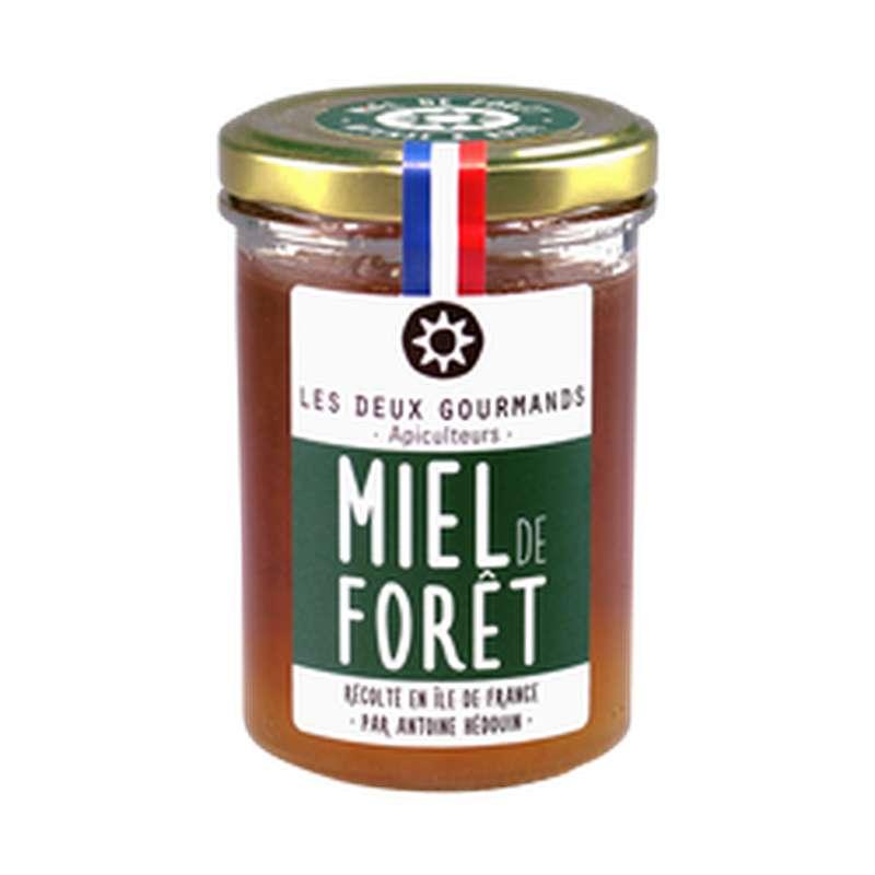 Miel de forêt, Les Deux Gourmands (250 g)