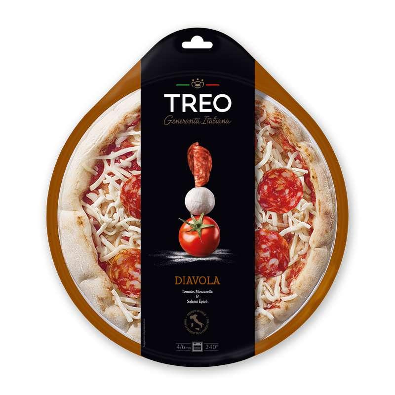 Pizza La Diavola, Treo (400 g)