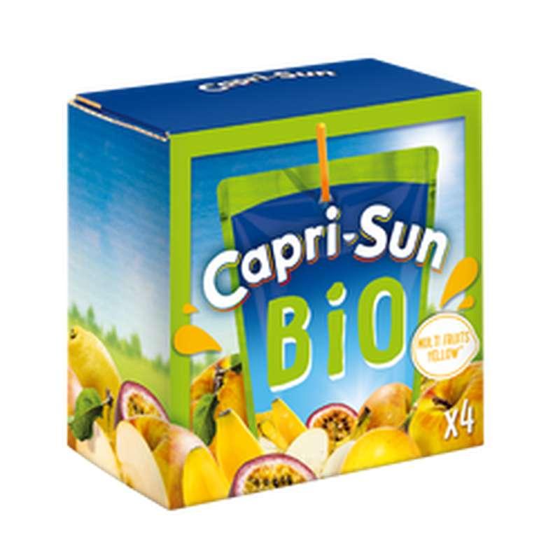 Capri Sun multifruits BIO (4 x 20 cl)