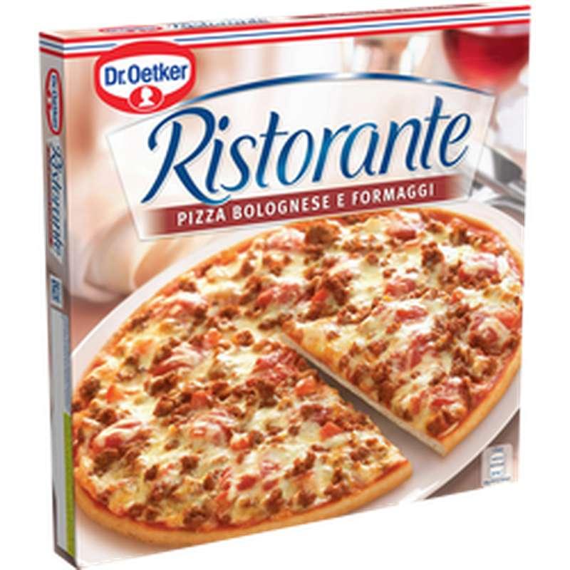 Pizza Ristorante à la bolognaise et fromages, Dr Oetker (375 g)