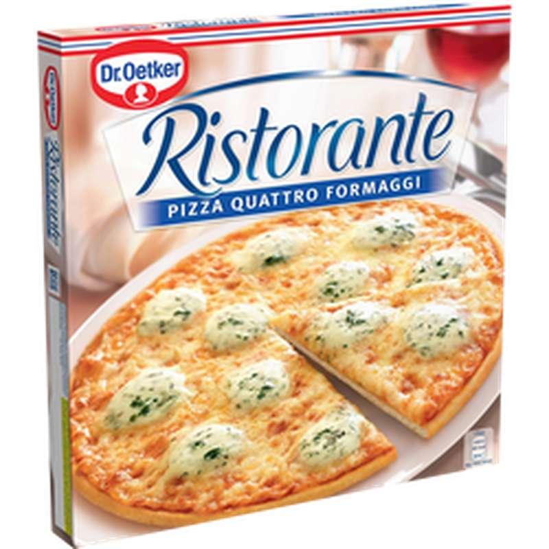 Pizza Ristorante 4 formaggi, Dr Oetker (340 g)