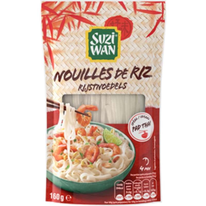 Nouilles de riz, Suzi Wan (160 g)