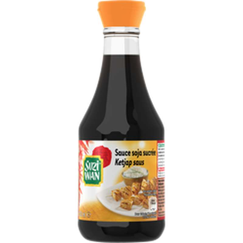 Sauce soja sucrée, Suzi Wan (300 ml)